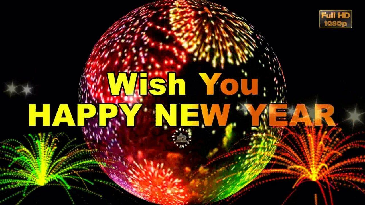 Happy New Year 2017 Wishes,Whatsapp Video,New Year ...