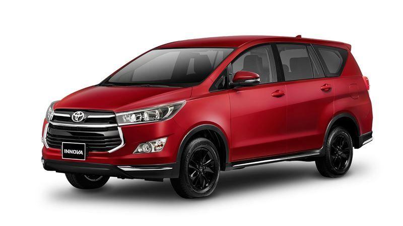 All New Innova Venturer 2018 Berat Kijang Chi Tiết Toyota Phien Bản Mới Co Gia Ban 855 Triệu đồng Tại