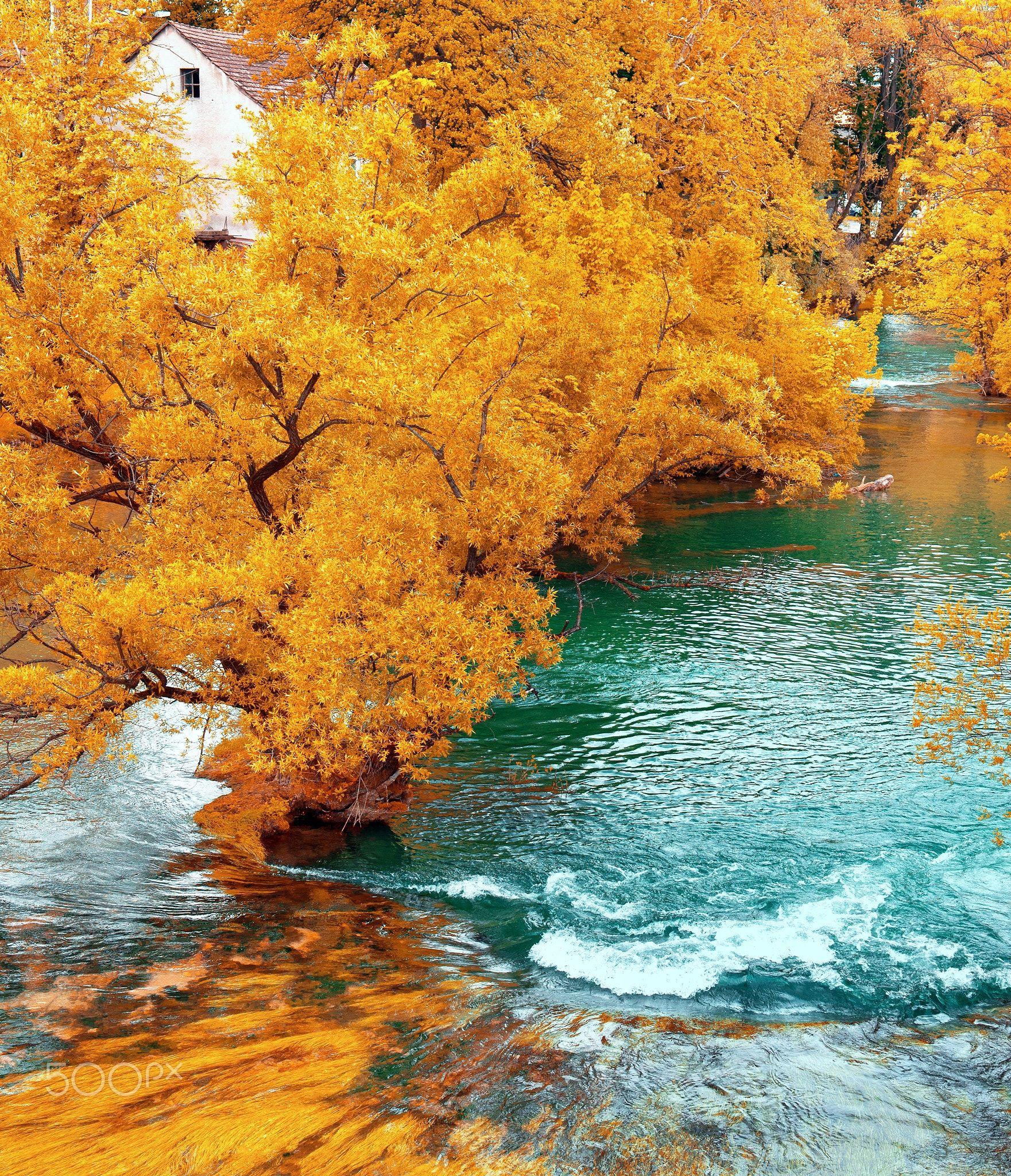 View Of Una River Una River Bihac Bosnia With Images Beautiful Landscape Photography Landscape Photography Fine Art Landscape Photography