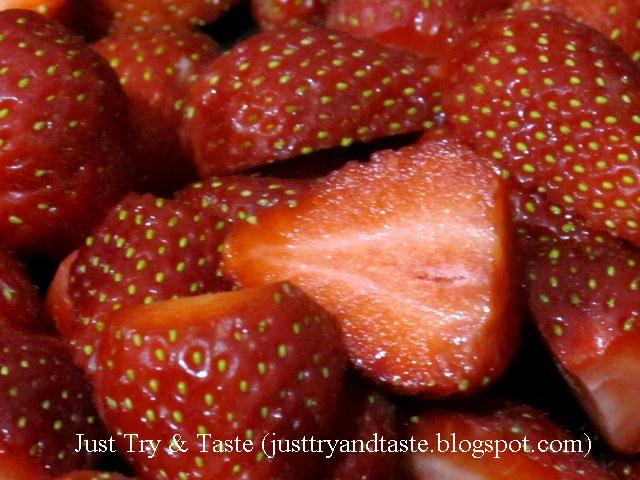Resep Selai Strawberry Stroberi Selai Resep