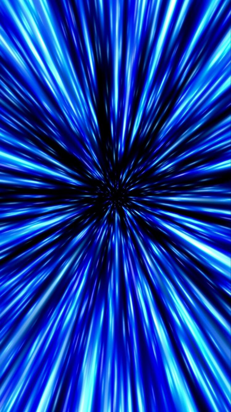Hyperspace!!! | Art and Multimedia | Pop Culture | Moving wallpapers, Live moving wallpaper ...