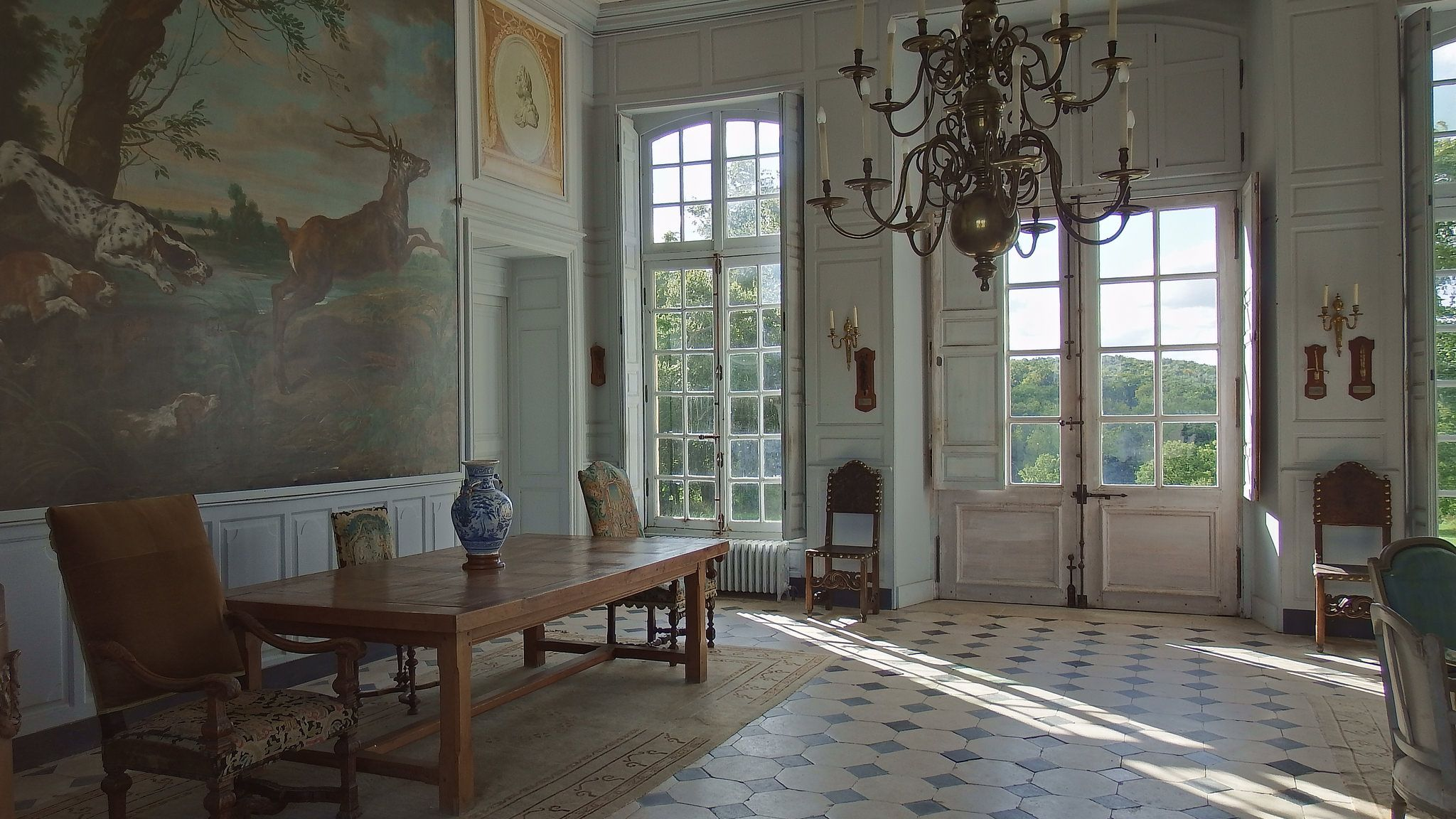 265 Le Chateau Du Bourg Saint Leonard French Chateau Home House