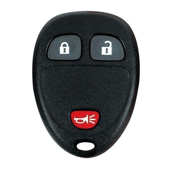 Hy Ko Automotive Key Fob 19gm905f Single Sided Plastic For Gm Fob