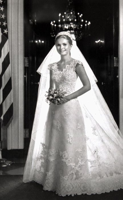 Photos: White House Weddings! See Which Presidential Brides Said \'I ...