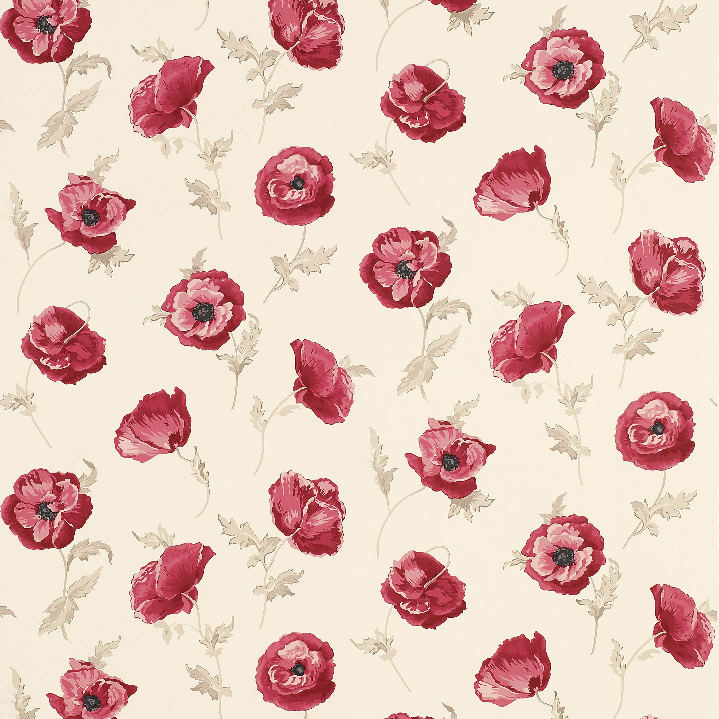 Vintage floral iphone wallpaper tumblr - Freshford Floral Red Wallpaper Mine And Andrews Room Wallpaper Iphone Vintagered