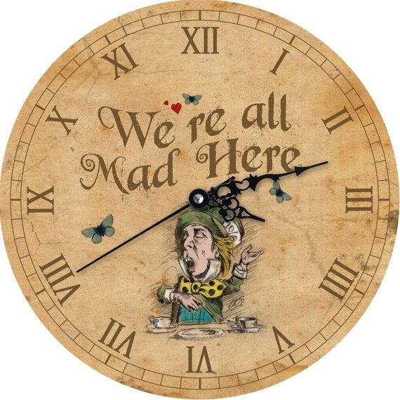 Image Result For Alice In Wonderland Party Free Printables