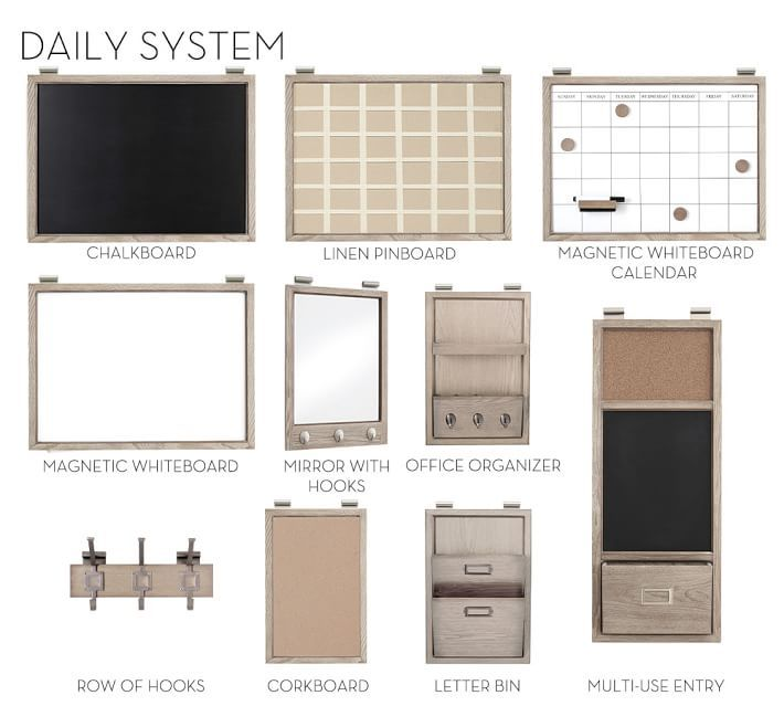 Build Your Own Daily System Components Gray Wash