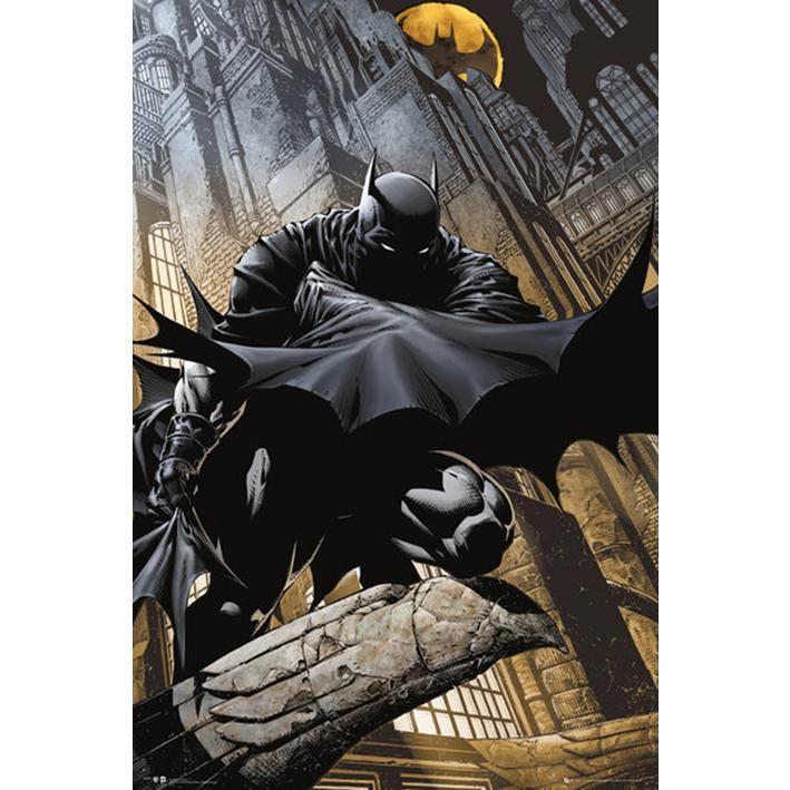 Comic - Stalker - Batman
