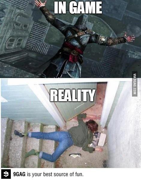 6 Assassins Creed Tumblr Assassins Creed Funny Assassins