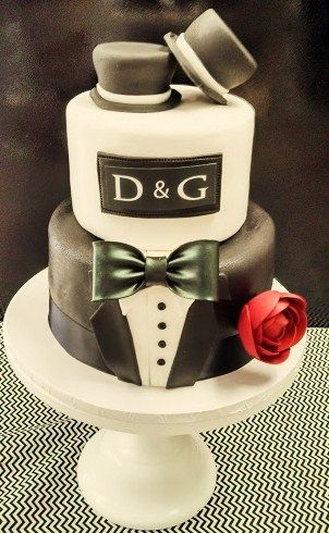 Pin On Gay Weddings Cakes