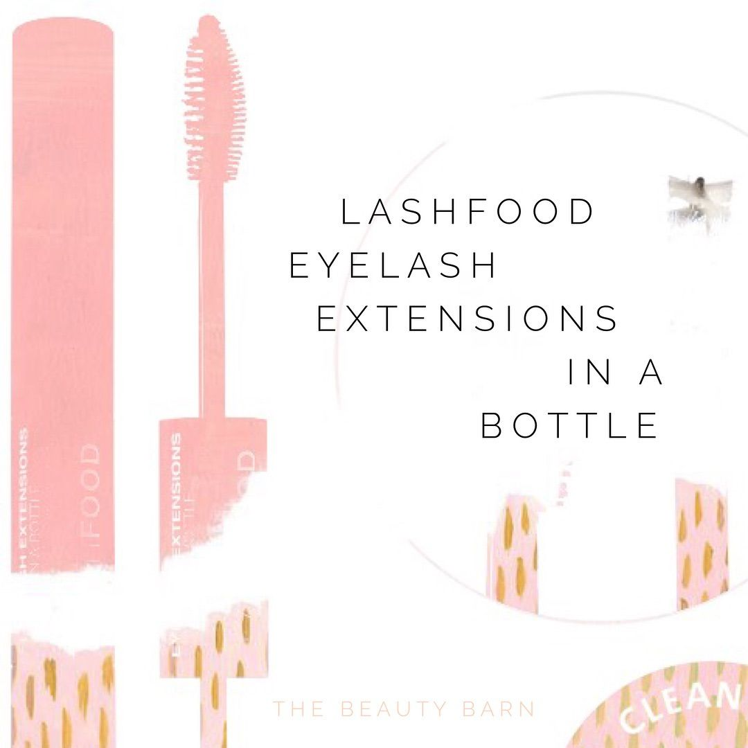 2f60f6a21d2 ✨NEW✨ LASHFOOD Eyelash Extensions in a Bottle is now available The Beauty  Barn! Get ready for the longest lifted lashes of your LIFE. Link…