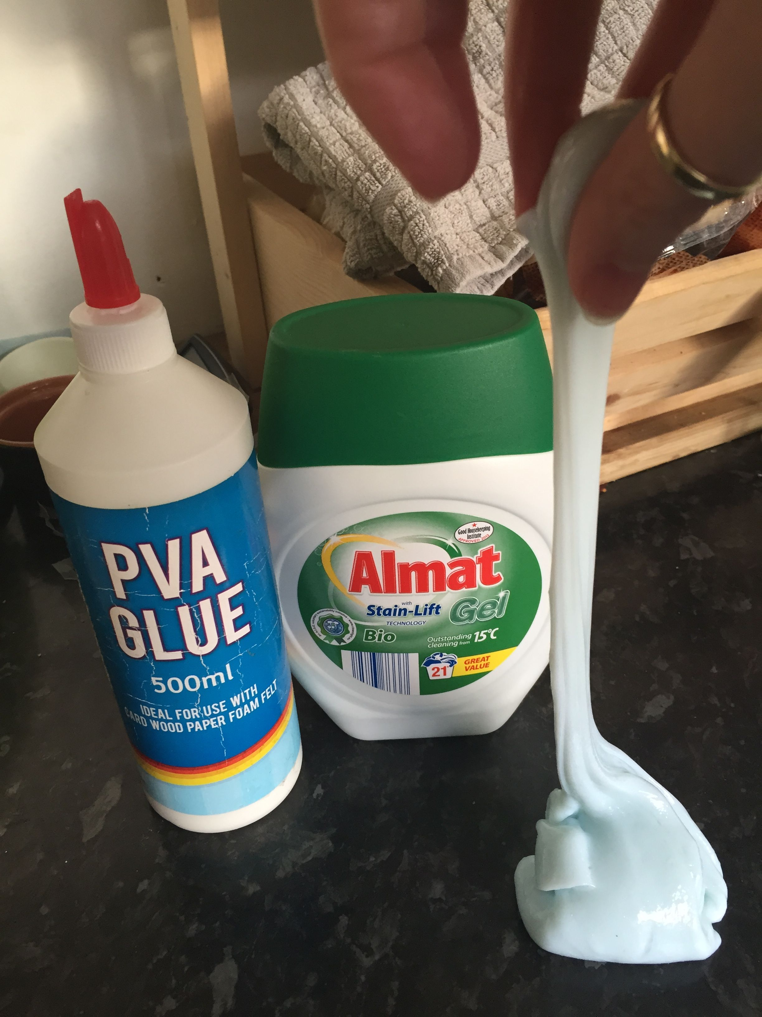 Finally A Play Slime You Can Make With Ingredients From The Uk