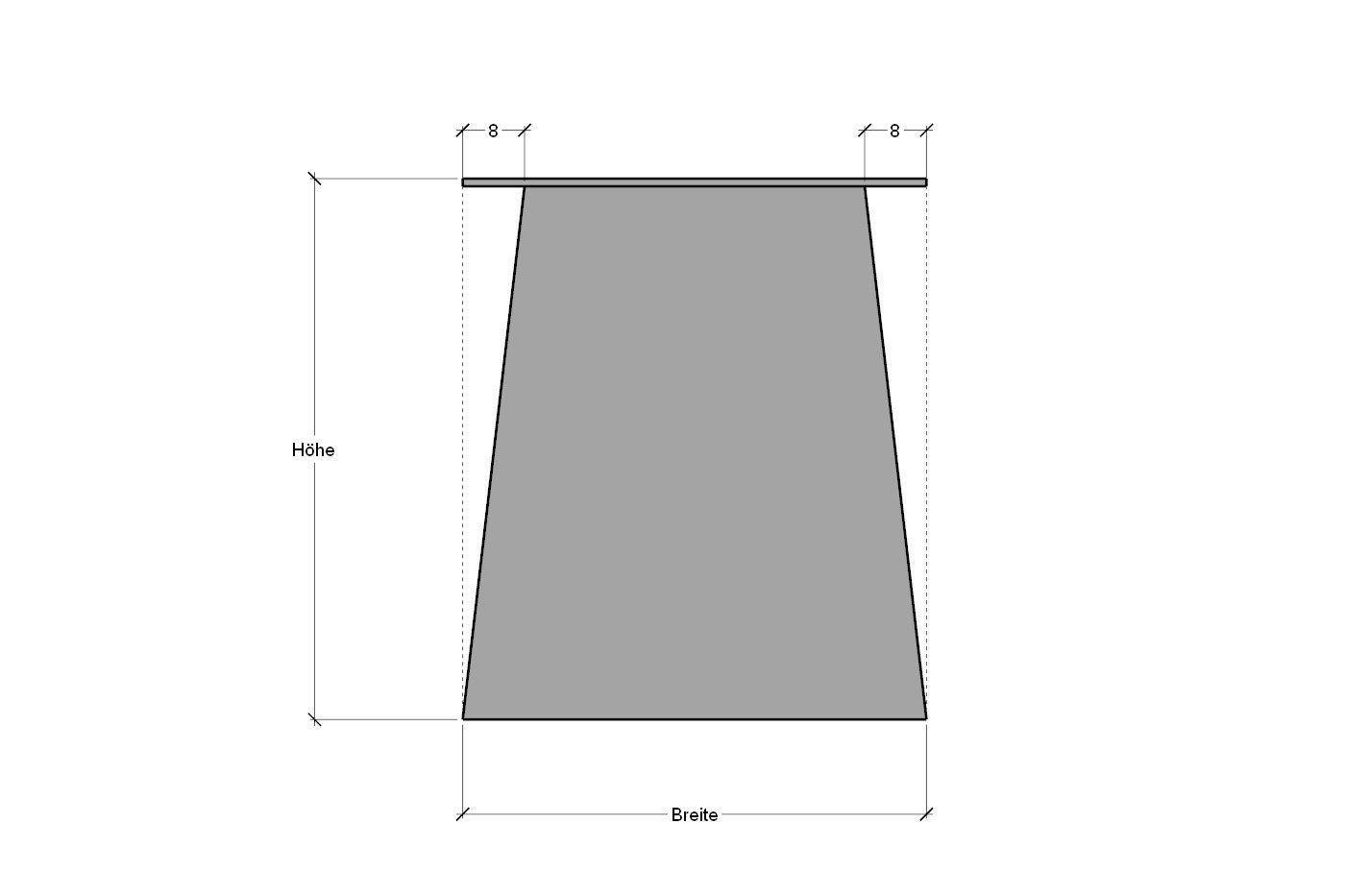 Tisch Wangen Farum Stahl 2er Set | Creative