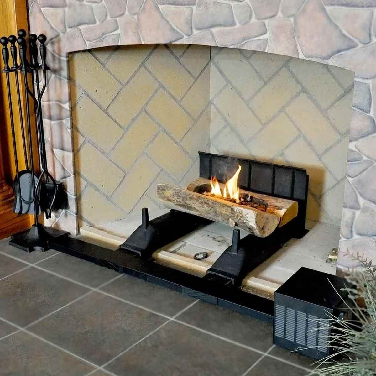 Wood Burning Fireplace With Blower Fireplace Fan Cast Iron