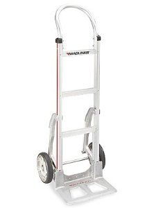 Magliner Aluminum Hand Truck With Stair Climber Solid By