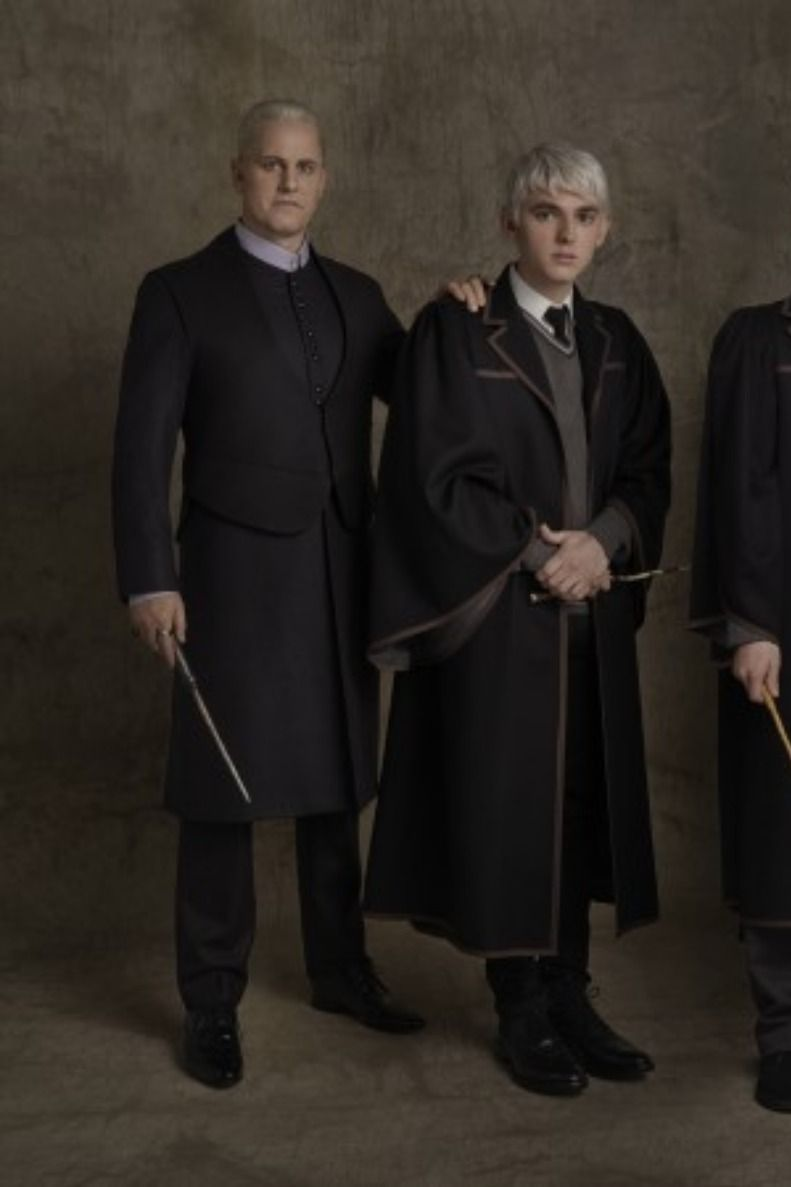 Take A Look At The New Cast Of Broadway S Harry Potter And The Cursed Child Harry Potter Cursed Child Draco Malfoy Costume Cursed Child
