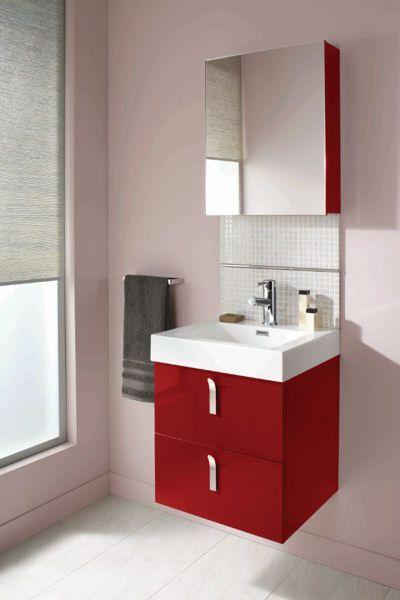 meuble salle de bain gloss brico depot