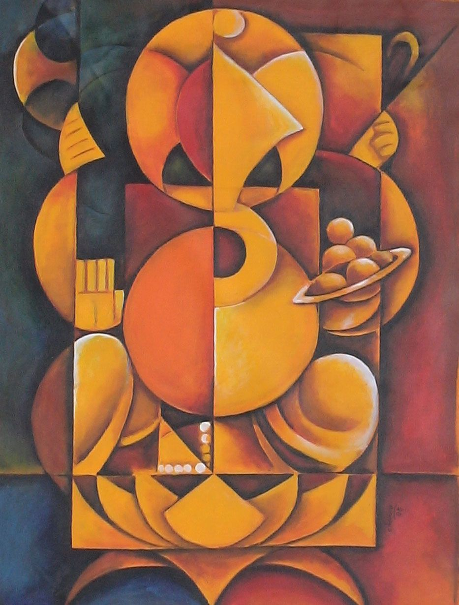 Modern Art Indian