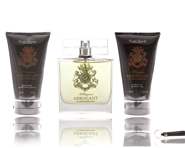 Fragrance Arrogant By English Laundry For Men 4 Piece Giftset