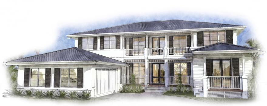 Coastal Plantation Concept - Oswald Homes - Luxury Home Builders Perth