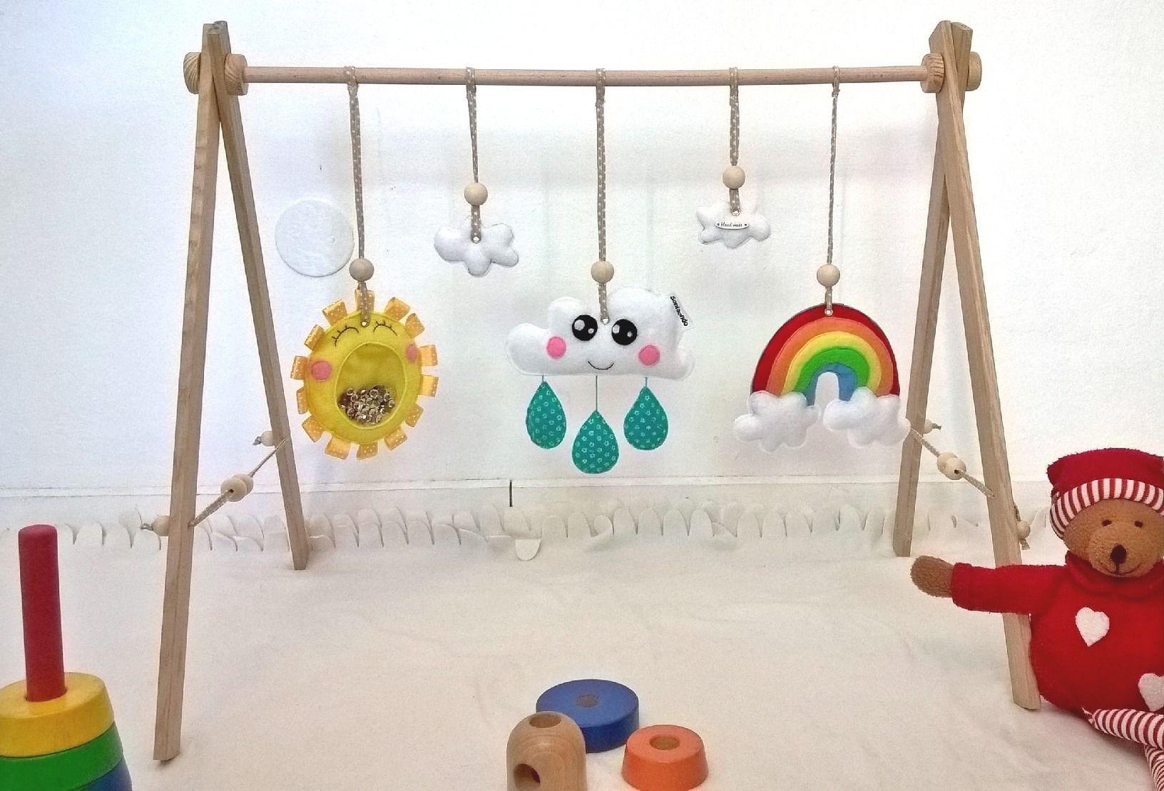 Fanta Camerette ~ Palestrina per il bebè : giocattoli peluche doudou di soniando