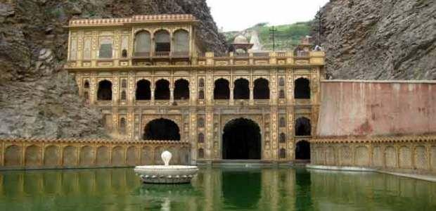 the galtaji temple  rajasthan  jaipur travel places to