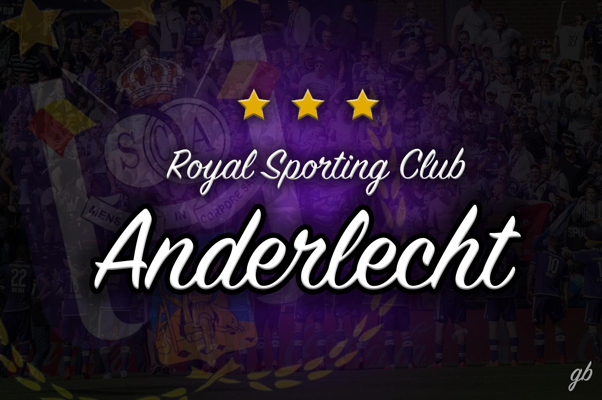 Chancel Mbemba Wallpaper: RSC Anderlecht Wallpaper