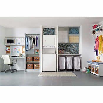 Frigidaire Ensemble lessive électriques - blanc | Frigidaire, Blanc, Electro ménager
