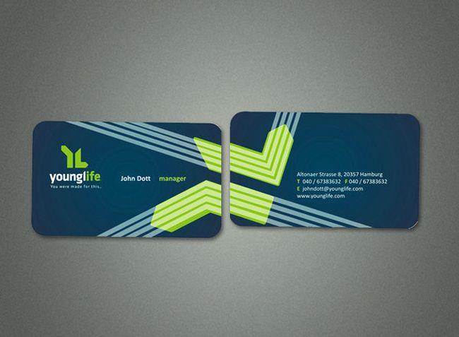 Attractive Business Card Design Ideas 2016