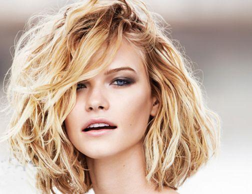 coupe cheveux carre coiffe decoiffe