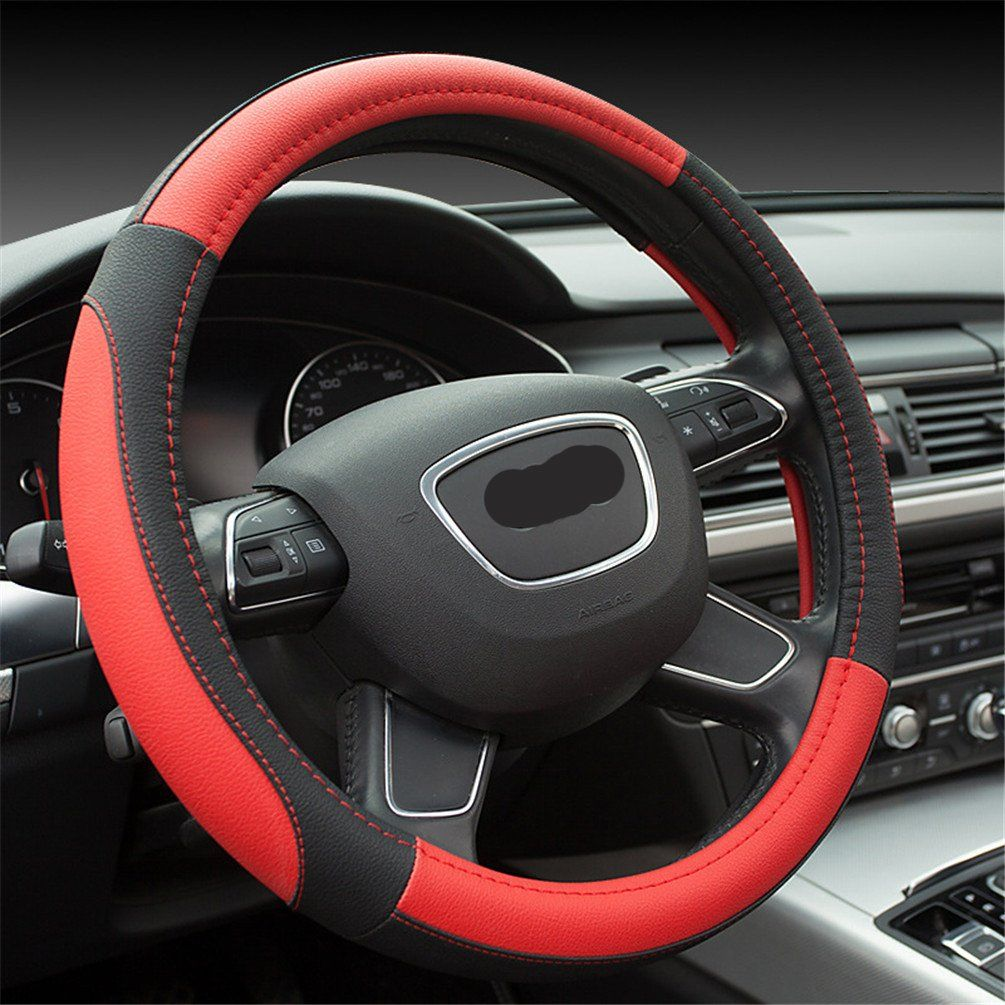 Car steering wheel cover breathability skidproof auto covers decor car stylin ME