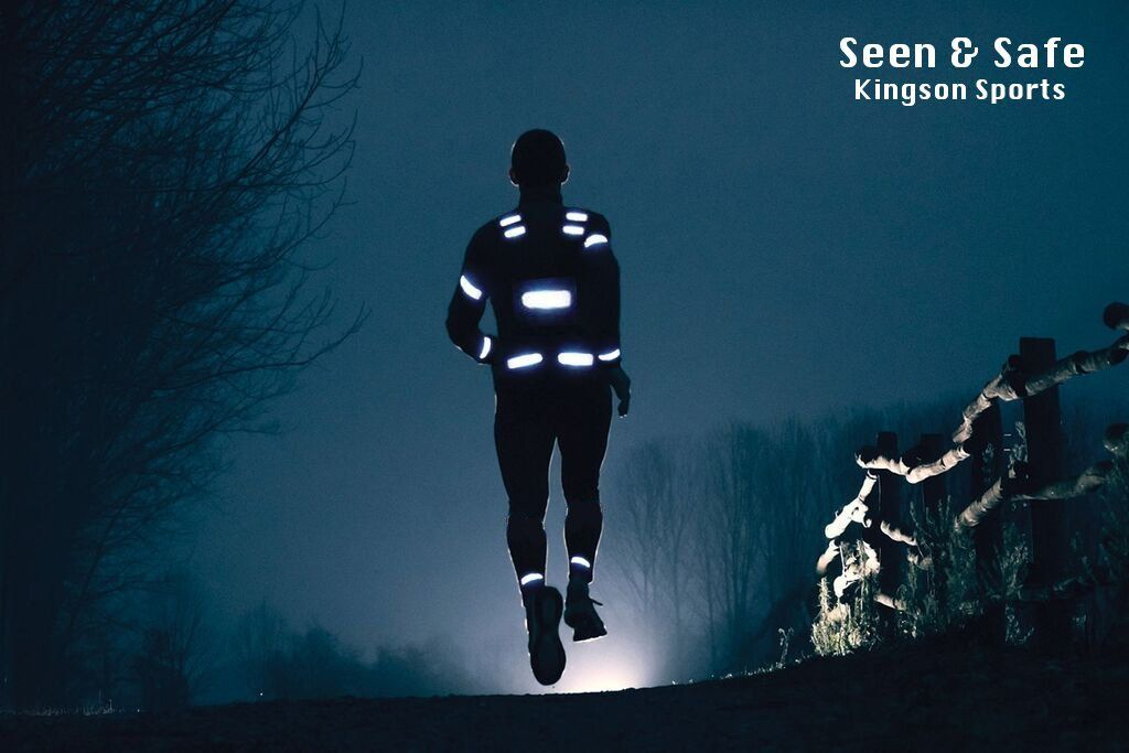 Reflective Running Vest X High Visibility