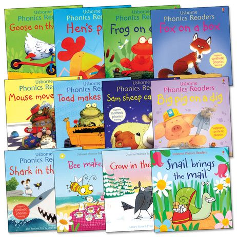 Image result for usborne phonics readers