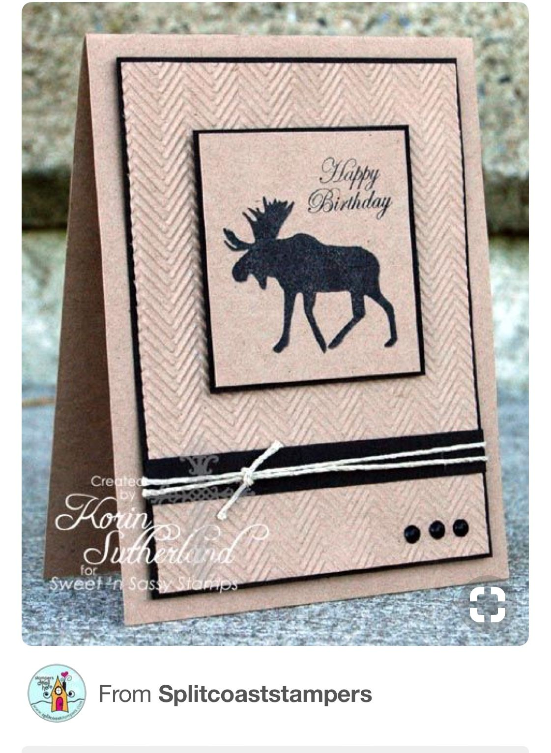 Pin By Penne Freeman On Crafts Pinterest Cards Masculine Cards