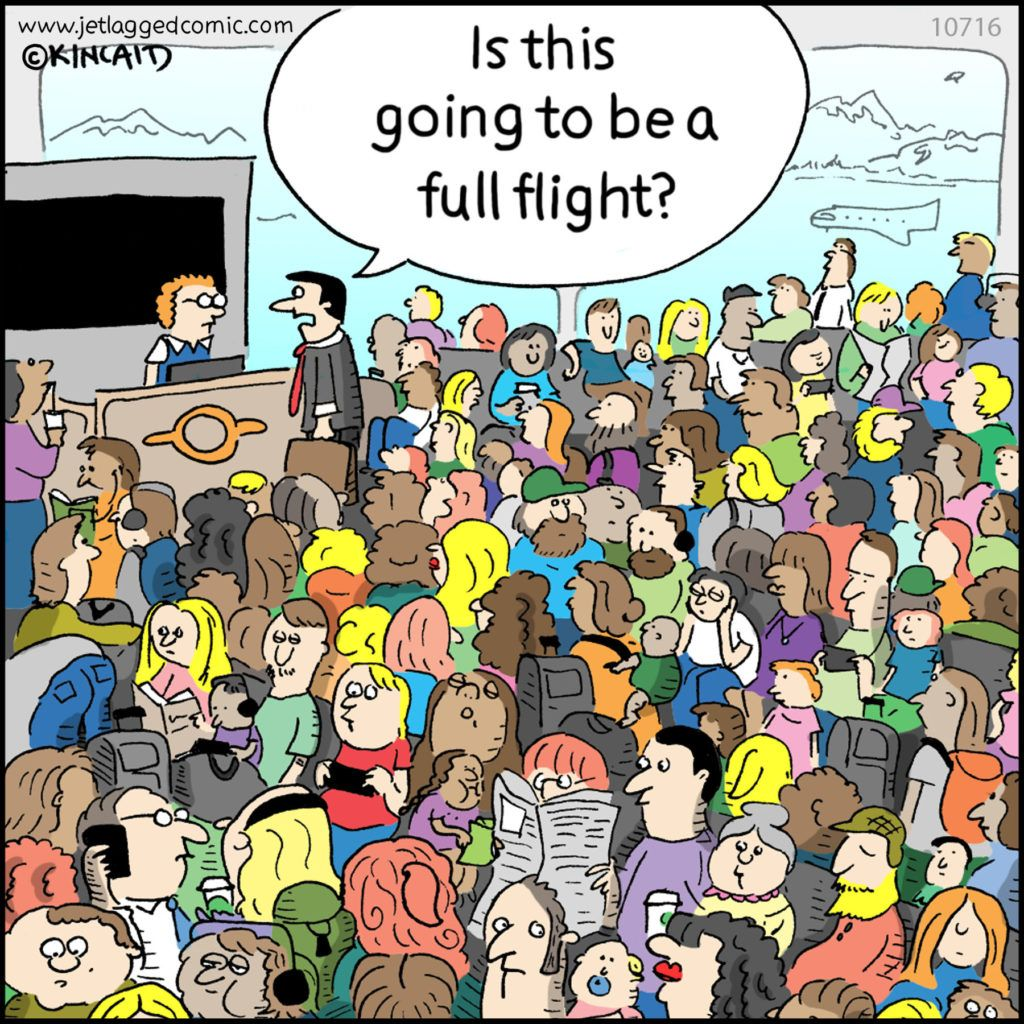Jetlagged Comic is a cartoon for flight crews. Written and ...