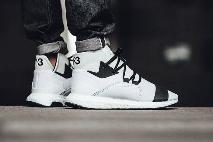 Y-3 推出全新鞋款 Kozoko High | Sneakers men, Casual shoes ...