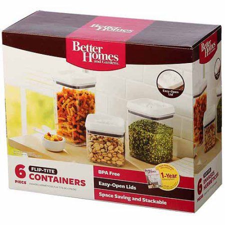 783e383845769693043ffc07370fc245 - Better Homes And Gardens Flip Tite Containers 6 Piece
