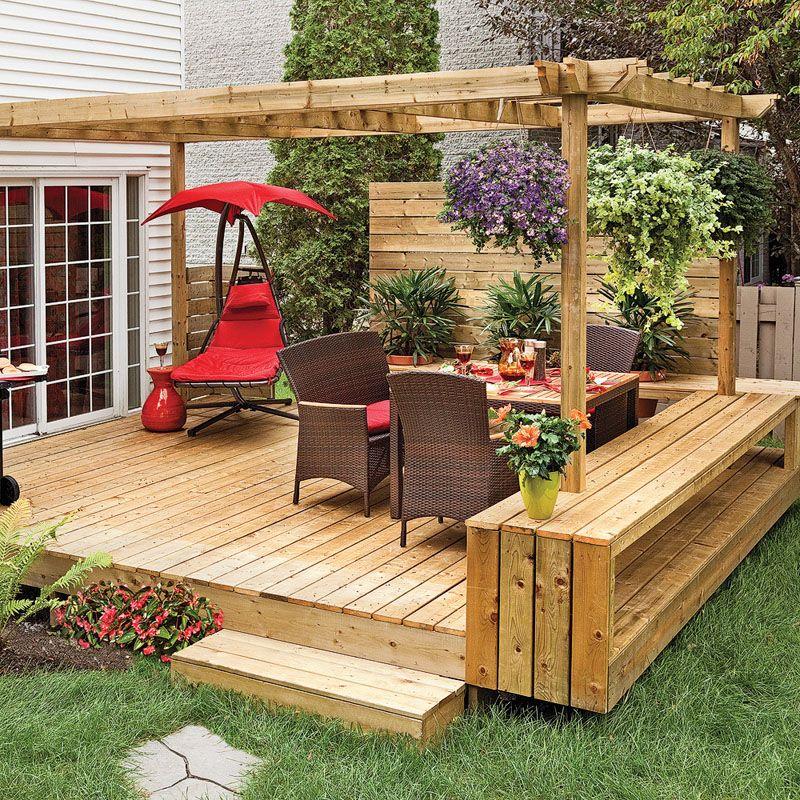 Outdoor Kitchen Designs Pictures: 40 Modern Pergola Designs And Outdoor Kitchen Ideas