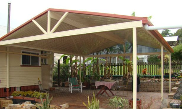 I Ve Been Thinking About Getting A Patio Cover For My House Like