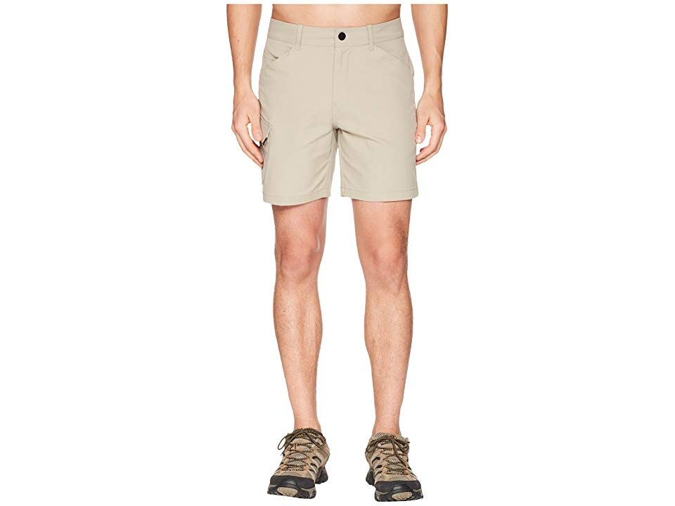 Mountain Hardwear Canyon Protm Shorts Badlands Mens Shorts Hot summer days will never slow down your outdoor hikes and other adventures when youre wearing the tough yet c...