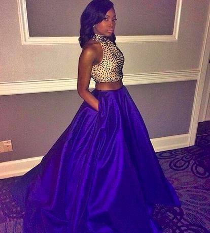 31 Black Girls Who Slayed Prom 2015 | prom dresses | Pinterest ...