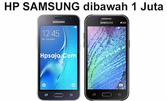 Hp Samsung Murah Dibawah 1 Juta Dengan Jaringan 4g Lte Serta Ram 1gb