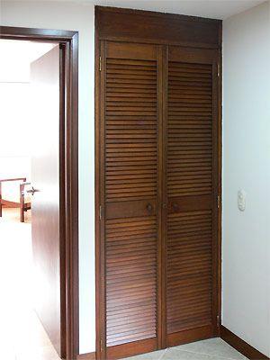 puertas abatibles para closet - Buscar con Google closet