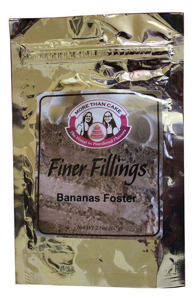 Finer Fillings™ Bananas Foster by More Than Cake