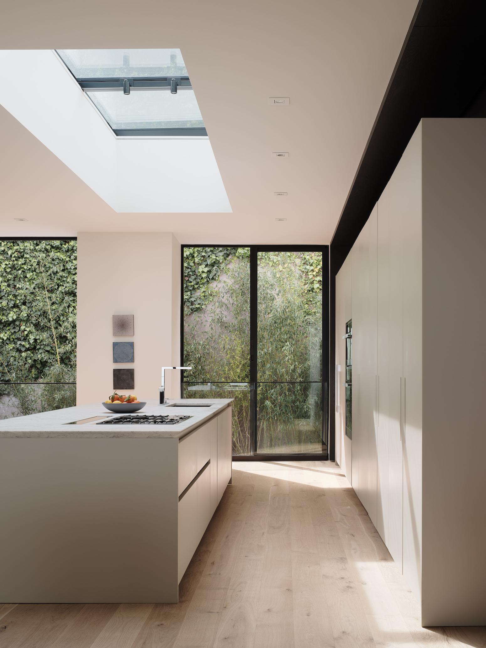 Upper House Minimalist Kitchen Design Upper House Modern Kitchen Design