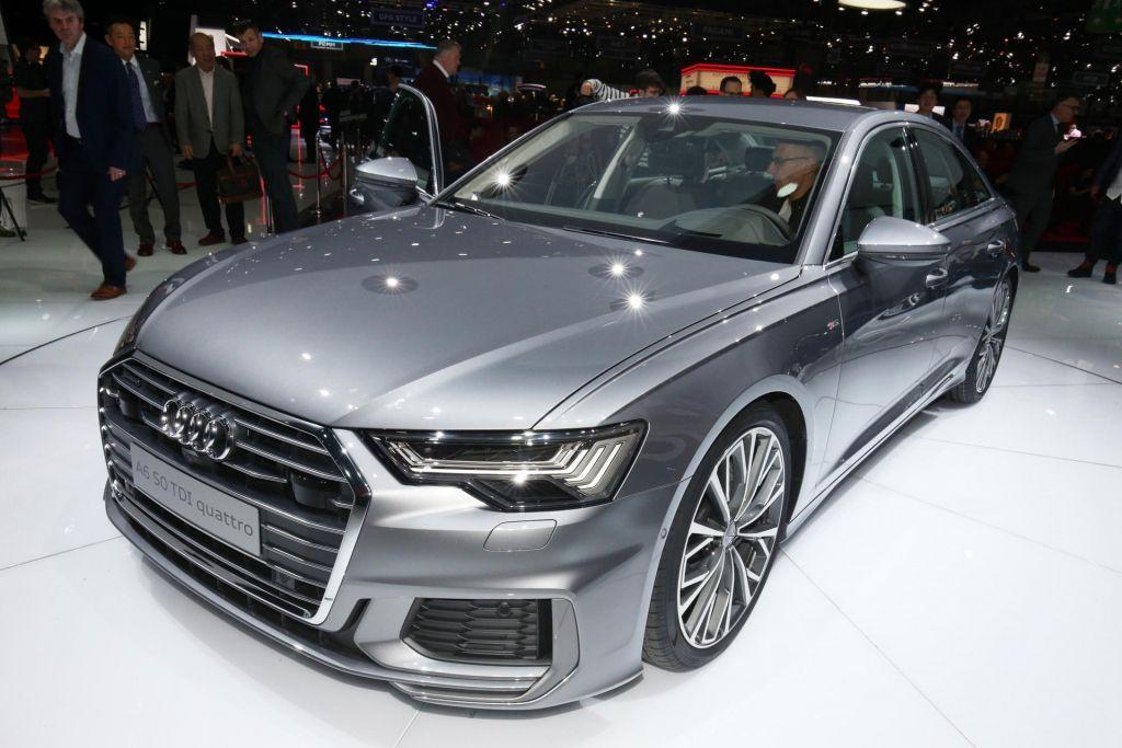 2020 The Audi A6 Leak Price In 2020 Audi A6 Audi Audi Interior