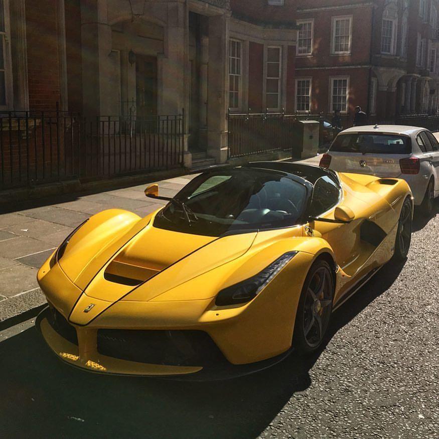 Laferrari Aperta Waslive Laferrari Ferrari Aperta