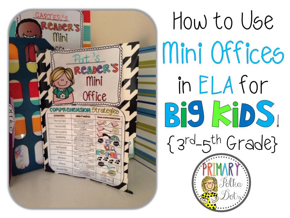 Merveilleux How To Use Mini Offices For BIG KIDS And A **GIVEAWAY**!