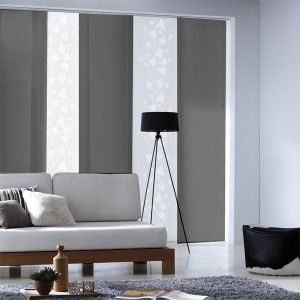 kit panneaux japonais champ tre gris 2m ma wishlist t pinterest panneau japonais. Black Bedroom Furniture Sets. Home Design Ideas