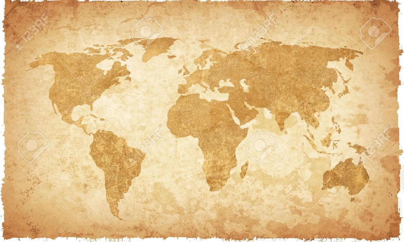 Vintage world map google search decorating map pinterest vintage world map google search gumiabroncs Images